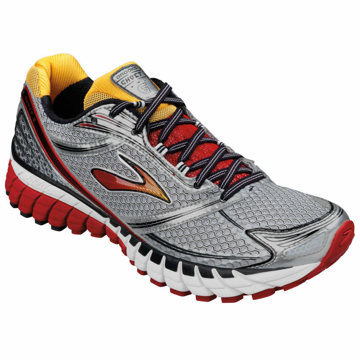 Brooks Ghost 6 Mens Running Shoes (B) (384)  200.00 + Free Aus Delivery