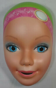 MY FIRST BARBIE HALLOWEEN MASK PVC