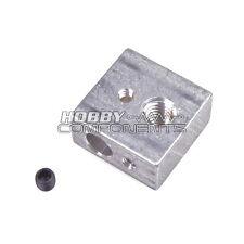 Hobby componentes del Reino Unido-Mk7 / Mk8 Compatible Impresora 3d heatblock