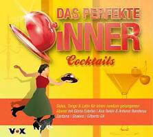 Das perfekte Dinner COCKTAIL -Gloria Estefan,Gipsy Kings,Shakira - RARITÄT - RAR