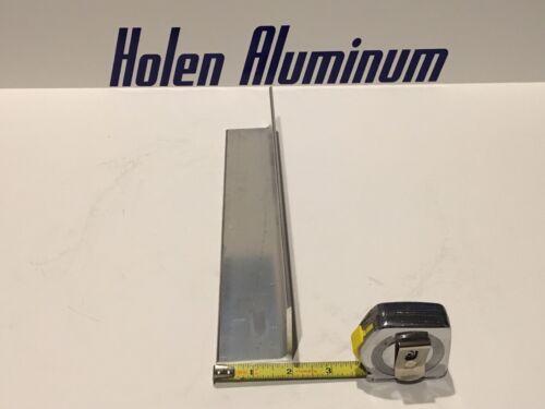 "2/"" X 2/"" X 1//8/"" X 48/"" Long Aluminum Angle 6061-T6"