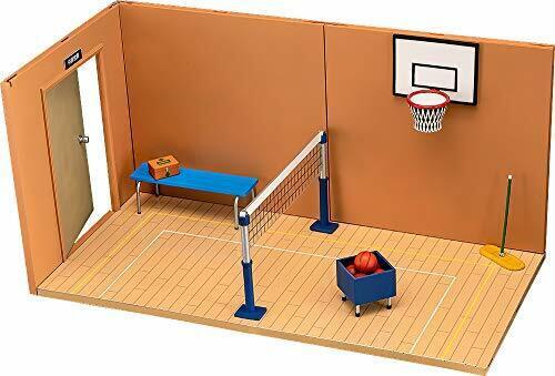 Phat Company NendGoldid Spielset  07  Gymnasium B Set Figur Neu von Japan