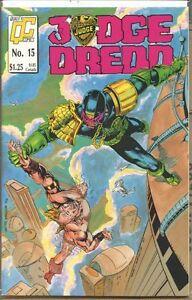 Judge-Dredd-1986-series-15-very-fine-comic-book