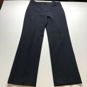 Talbots-Heritage-Fit-Dark-Blue-Dress-Pants-Size-10-A1667