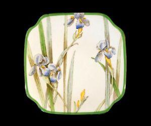 Beautiful-Royal-Doulton-Iris-Cake-Plate