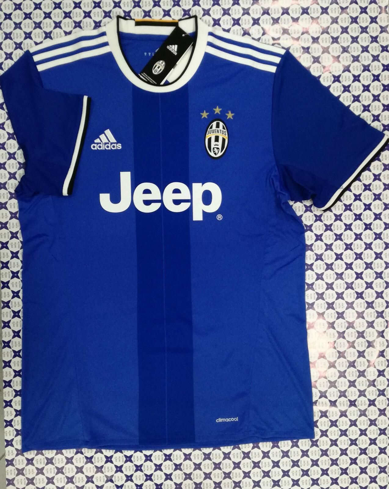 Adidas Juventus --  Maglia Away T-shirt ufficiale juve 2016-2017-- AI6226  796  Todo en alta calidad y bajo precio.