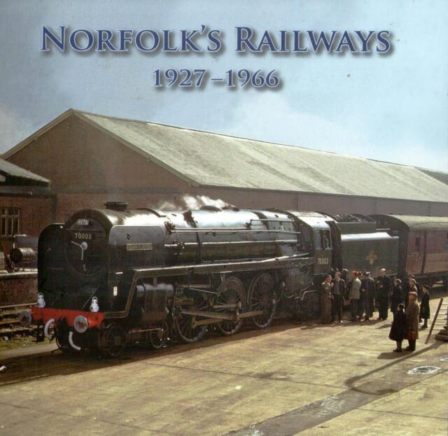 Book: Norfolk's Railways 1927 to 1966