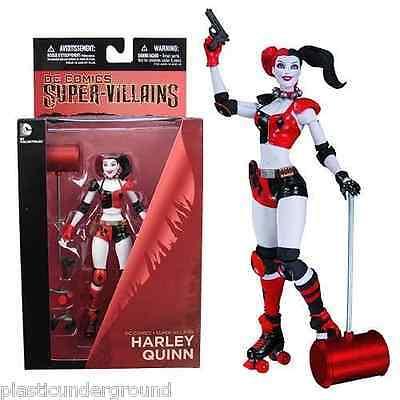 DC Collectibles Harley Quinn Super Villains ACTION FIGURE NEW
