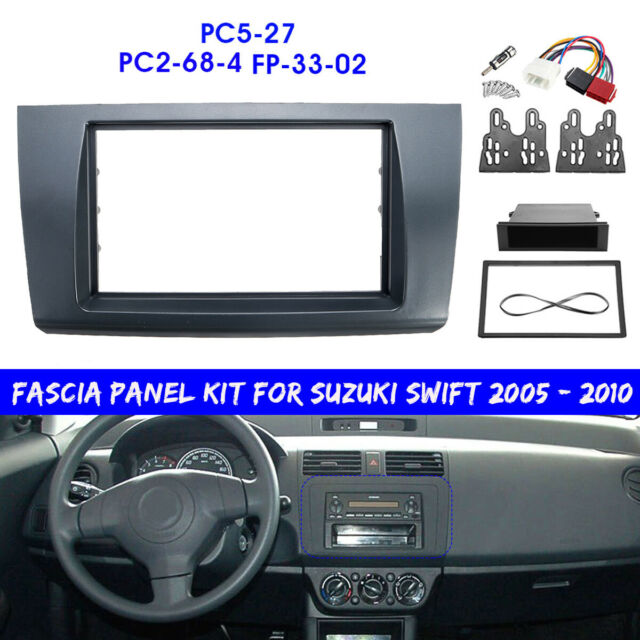 Suzuki Grand Vitara stereo radio Facia Fascia adapter panel plate trim CD