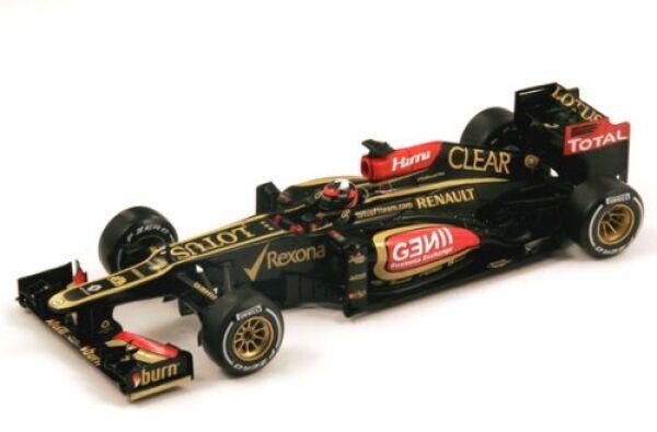 Lotus E21 No.7 Kimi Raikkönen Australian Gp Winner 2013