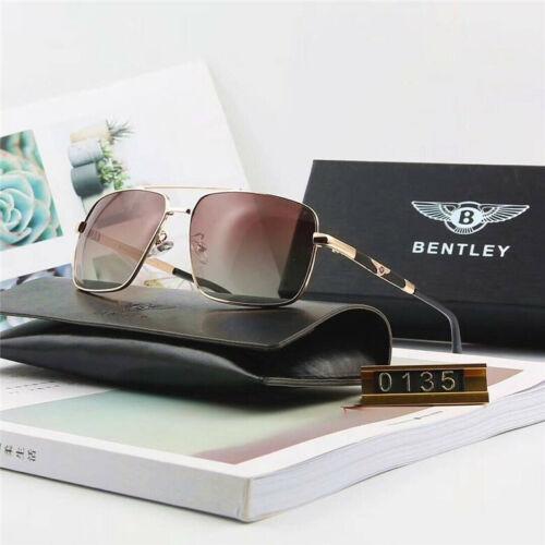 SUMMER 2020 Bentley 0135 Design Men Women  UV400 Glasses WITH BRAND BOX!