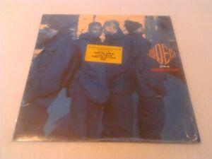 JODECI - FOREVER MY LADY LP IN SHRINK W/ HYPE STICKER!!! RARE ORIGINAL U.S MCA