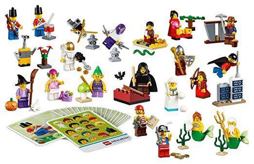 Lego education Minifiguren LEGO® LEGO® LEGO® Märchen & Historische Figuren 3005023 060f24