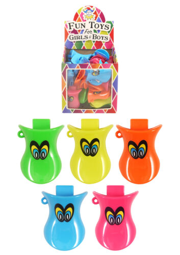 DUCK WHISTLE KIDS LOOT GOODY PARTY LOOT BAGS FILLERS TOYS ASSORTED COLORS UK