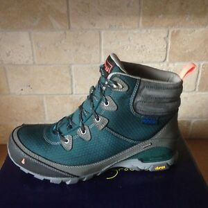 845d36175c0 Details about AHNU Sugarpine Muir Green Waterproof Hiking Trail Boots Shoes  Size US 6 Womens