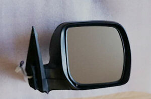 NEW-Right-Electric-Mirror-to-suit-SUBARU-Forester-S3-Wg-2008-2011-Black-W-O-Ind