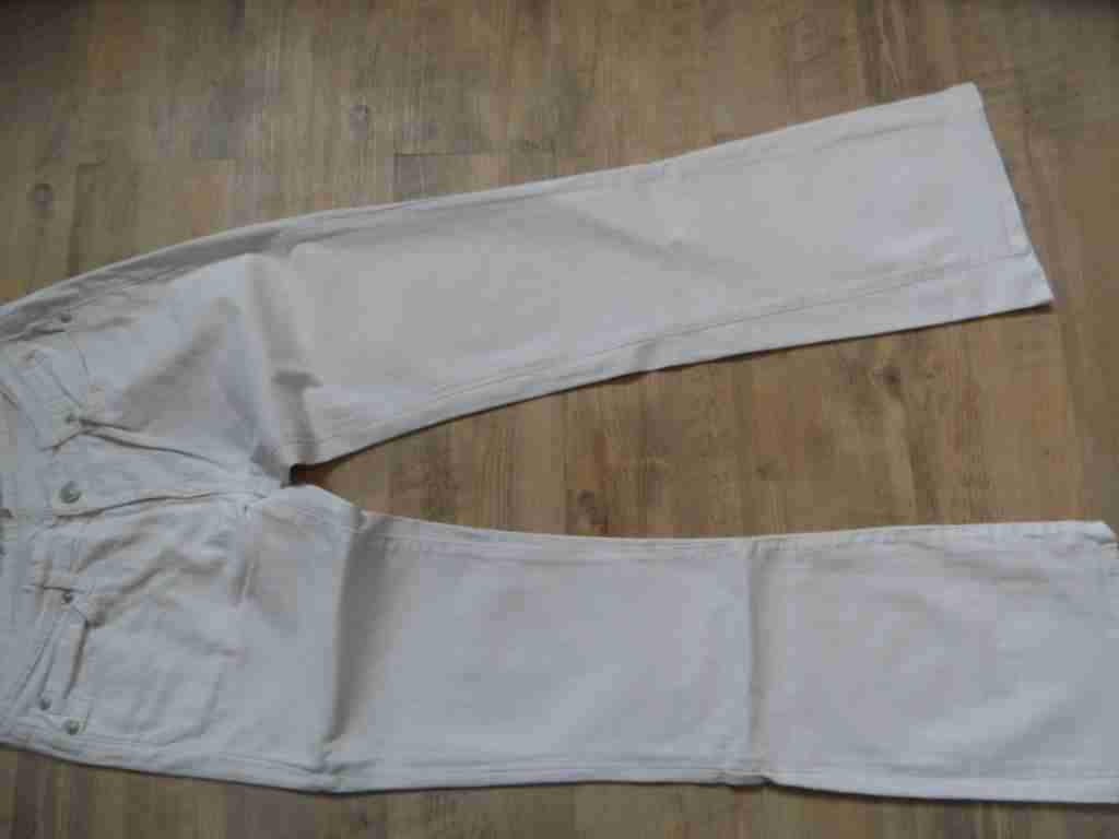 SEVEN FOR Jeans ALL MANKIND Bootcut Jeans FOR Blanc M. STRASS taille 29 Top kos417 d27da1