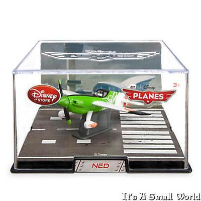 Disney Store Planes Collector Display Case EL CHUPACABRA Die Cast 1:43 scale NEW