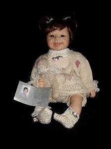 Artistes Poupée De Danielle Zweers: La Main Resin-poupée, Limitée, Poupée!-afficher Le Titre D'origine Ylksejaf-07170400-857373690