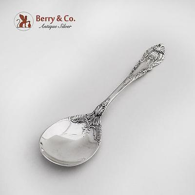 """Sir Christopher by Wallace Sterling Silver Sugar Spoon 6/"""" New"""