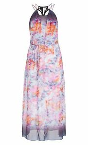 CITY-CHIC-L-20-NWT-RRP-US-119-MAXI-SHAY-DRESS-SUMMER-PLUS-SIZE
