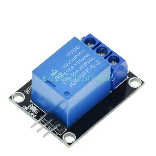 1PCS  5V One Channel Relay Module Board Shield For PIC AVR DSP ARM for Arduino
