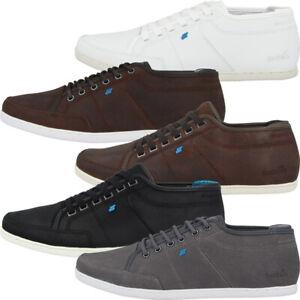 Boxfresh-Sparko-Leather-Scarpe-MEN-UOMO-Low-Cut-Tempo-Libero-Sneaker-Lacci-e15