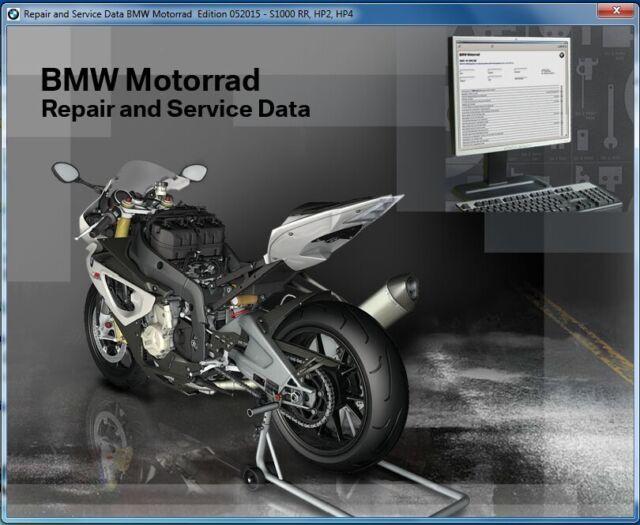2004-2012 BMW R1200GS / R 1200 GS Adventure ( K25 ) RepROM Service Manual DVD