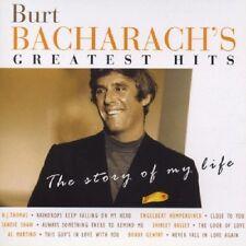 Burt Bacharach Greatest Hits CD NEW SEALED Cilla Black/Sandie Shaw/Gene Pitney+