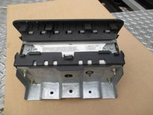 Ford Fiesta MK6 Passager Gauche Tableau De Bord Dash Airbag RHD Fit 1678203064100729