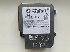 VW Passat B5 Airbag Crash Impact Control Impact Module ECU 1J0909607
