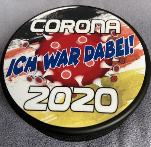 """Puck """"Zeitzeuge"""" Corona 2020"""