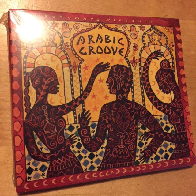 ARABIC GROOVE CD Various Artists Putumayo World Music 2001 BRAND NEW SEALED !!