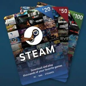 Steam-wallet-gift-cards-100USD-FOR-80