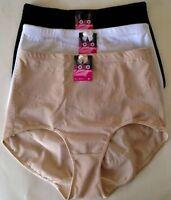 Coco Intimates Girdle Tummy Tucker Control Brief Panty Shaper Size M, L, Xl, 2xl