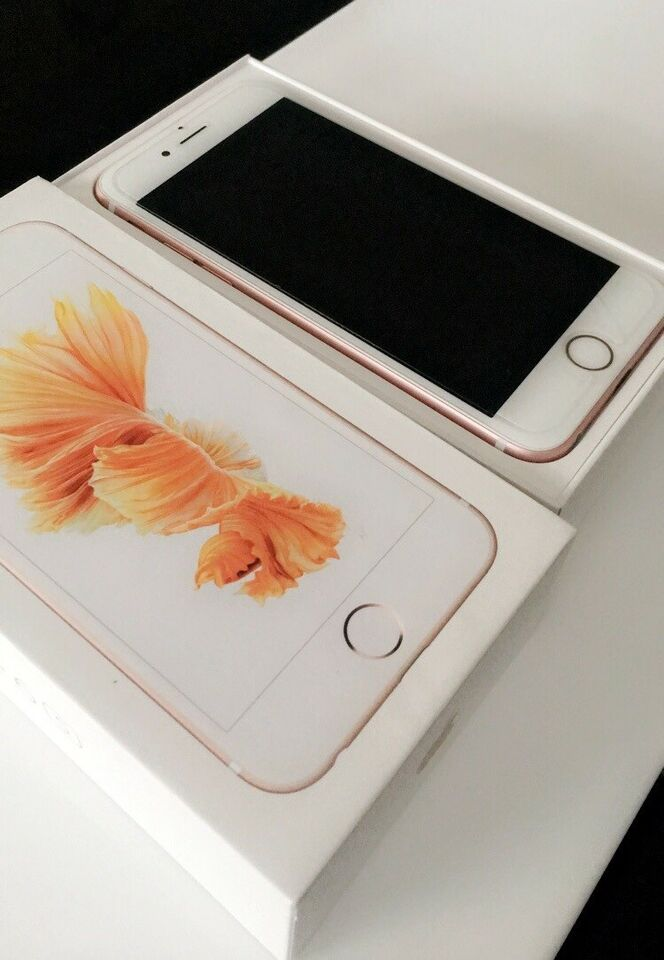 iPhone 6S, 16 GB, pink