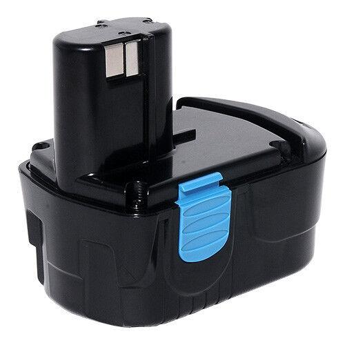 18Volt 2.0Ah Ni-Cd Battery For Hitachi BCC 1812 EB 1830HL EB 1833X WR18DL WH18DL