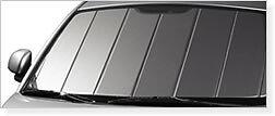 CoverCraft Silver Sunscreen Folding Sun Shade Custom Fit Heat Shield UV10669SV