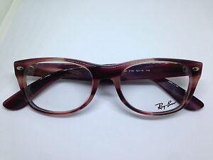 0cec969dacde6d Chargement de l image en cours RAY-BAN-lunettes-de-vue-unisexe-homme-femme-
