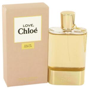 d186e5df1f0f Chloe Love EDP Eau De Parfum Spray 50ml Womens Perfume for sale ...