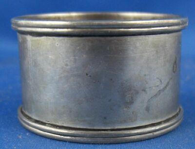 Serviettenring Holland Ohne Gravur 833er Silber Bequem Zu Kochen