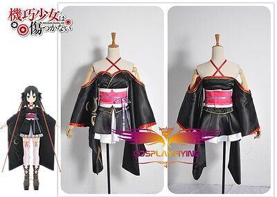 Unbreakable Machine-Doll Yaya Kimono Dress Cosplay Costume Custome Made Any Size