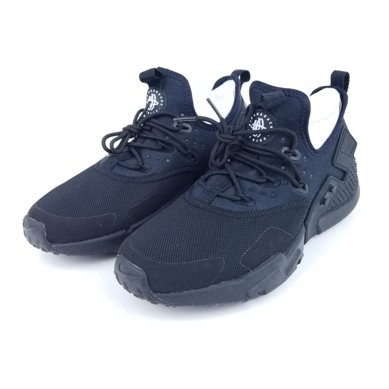 Nike Air Huarache Drift Triple Black Men's Running Shoes AH7334 003 Size **
