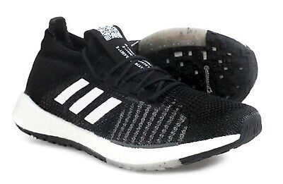 adidas men pulse boost hd casual shoes running black