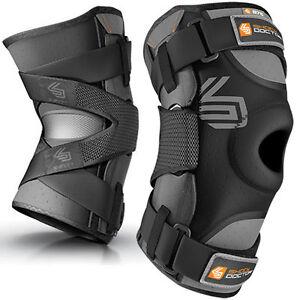 6374660d9b Image is loading Shock-Doctor-875-Ultra-Knee-Support-Bilateral-Hinges-