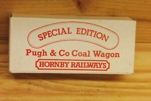 HORNBY OO GAUGE 7 PLANK OPEN WAGON 380 PUGH /& Co R010