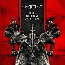 Cephalgy - Gott Maschine Vaterland - CD (Blutengel)