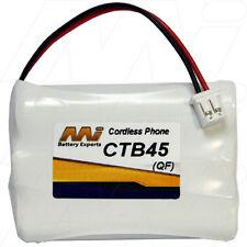CTB45 3.6V NiMH Cordless Phone Battery