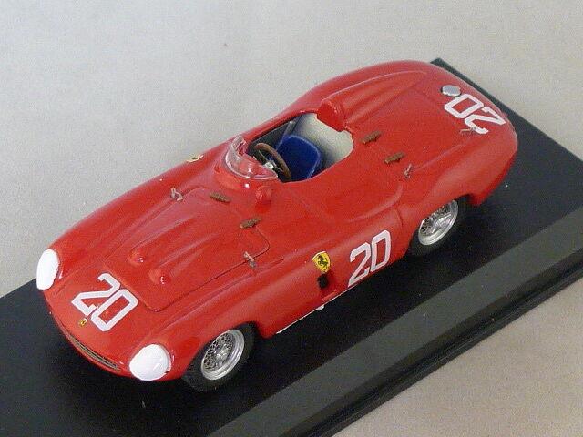 Art MODEL 278 - Ferrari 857 S  20 1er Nassau - 1955   Hill 1 43