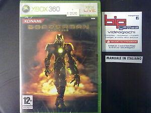 BOMBERMAN ACT ZERO XBOX 360 PAL ITA NUOVO SIGILLATO